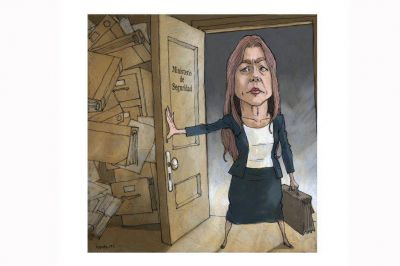 Sabina Frederic, la ministra disruptiva que más dolores de cabeza le da a Alberto Fernández