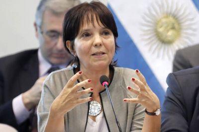 Mercedes Marcó del Pont: la madrina de las espadas del equipo económico