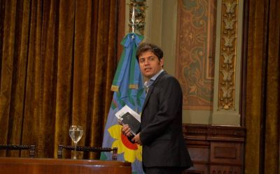 """Axel Kicillof elige pagarles a los """"sin tierra"""" del peronismo bonaerense"""