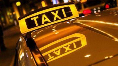 Piden que las estaciones de servicio abran el 31 a la noche para que no falten taxis