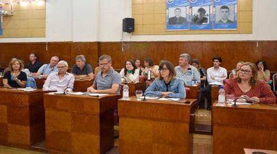 El Frente de Todos propone congelar el sueldo de los concejales y la planta política del HCD