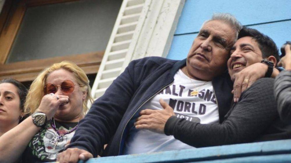 """El """"Pata"""" Medina, cerca de la libertad: """"Próximamente habrá noticias"""", adelantó su abogado"""