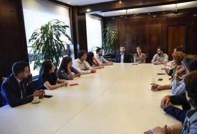 Diego Mel es el nuevo director del PAMI en Río Negro