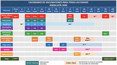 La vacuna tetravalente de la meningitis para 12 meses y 12 años, principal novedad del nuevo calendario de vacunaciones