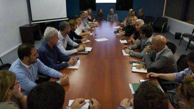 Las reuniones de Gabinete, una marca de la gestión Montenegro