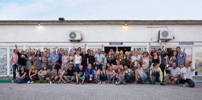 Faro de la Memoria cerró un año pleno de actividades