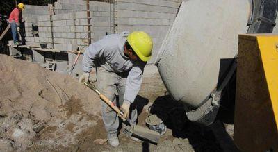 Sigue el desplome en la Construcción que perdió casi 17.500 empleos en el último año