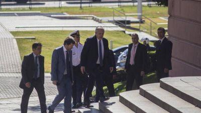 Alberto trabaja en el bloque latinoamericano pero busca acercarse a Trump y Bolsonaro