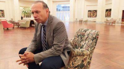 """Berni en Mar del Plata: """"Hay que transformar la Policía Local en una fuerza especializada"""""""