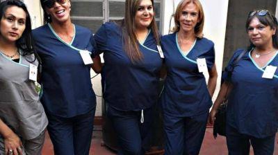 Rosario inaugura cooperativa de trabajo travesti-trans para el cuidado de personas mayores