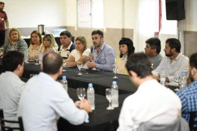 El Consejo Municipal Argentina y Pilar contra el Hambre anunció medidas para el Año Nuevo