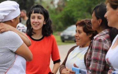 """Lourdes Filgueira: """"La Emergencia facilita ejecutar soluciones ante la compleja situación económica y social"""""""
