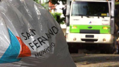 El 31 de diciembre no habrá servicio de recolección de residuos