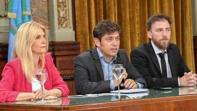 Axel Kicillof recibirá a los intendentes de Juntos por Cambio buscando bajar la tensión y avanzar en la negociación por la ley impositiva