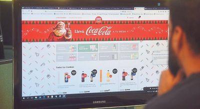 """La tienda """"web"""", el canal comercial que usa Coca-Cola para crecer en Córdoba"""