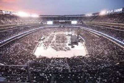 EE.UU.: más de 92.000 judíos celebran el Siyum Hashas en un estadio de Nueva Jersey