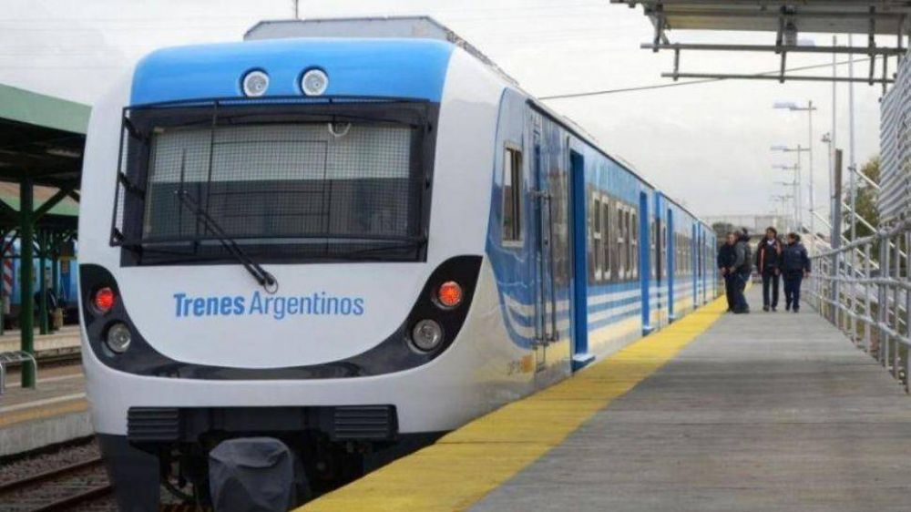 Un hombre de Massa, a Trenes Argentinos