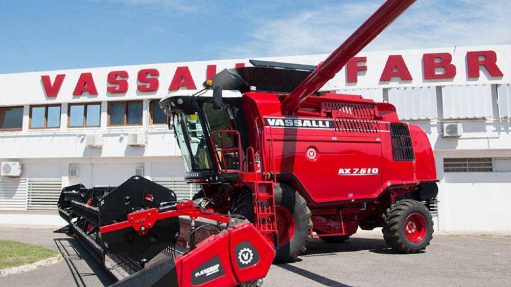 Vasalli firmó un acuerdo con la UOM para recuperar su producción y puestos de trabajo