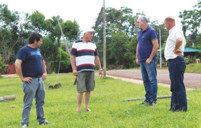 Declaran emergencia hídrica en Gobernador Roca