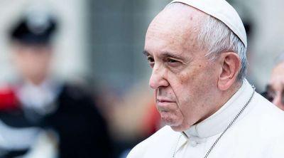 """Papa Francisco: """"La vida es sagrada y pertenece a Dios"""", no cedan a """"la eutanasia"""""""