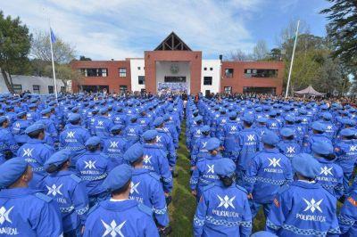 El gobierno local evaluará reabrir la Escuela de Policía