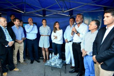 """Vanoli prometió la """"defensa del sistema público de jubilaciones"""""""