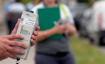 Multas de más de 60 mil pesos por conducir a alta velocidad, sin licencia o alcoholizados