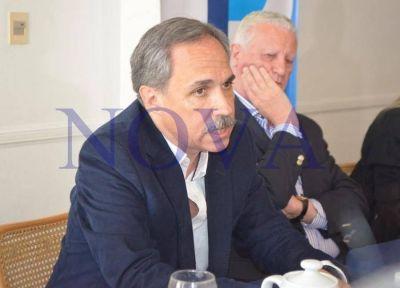 El massista platense José Arteaga será el nuevo responsable de controlar el transporte terrestre en Nación