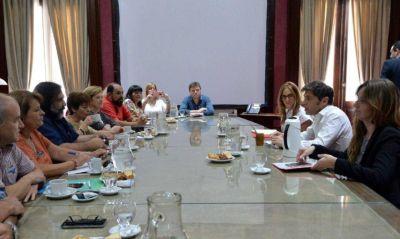 Ley Impositiva: Kicillof presiona fuerte y pone las paritarias en punto muerto