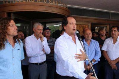 Ariel Basteiro asumió la presidencia del Astillero Río Santiago y desde ATE auguran que