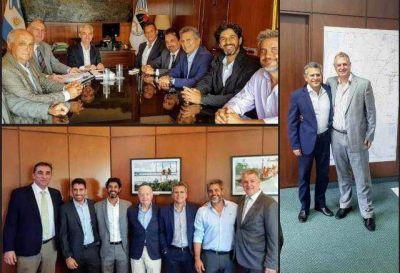 Raúl Díaz coordinador de gabinete de Trenes Argentinos Infraestructura Ferroviaria