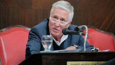 Darío Díaz Pérez fue designado por el ministro Rossi al frente de la obra social de los militares