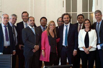 Intendentes peronistas de Rio Negro se reunió con Santiago Cafiero