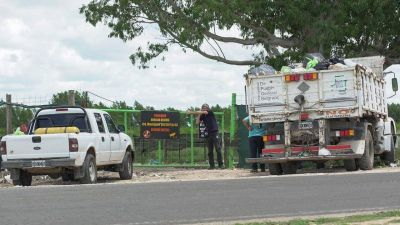 ¿Por qué los residuos de Pueblo Belgrano no podrían depositarse en el Ecoparque?