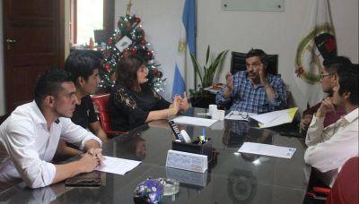 Acuerdo: Ambiente y Unju