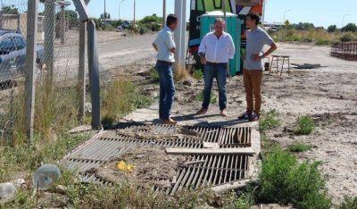 El gobierno de la ciudad avanza con el Plan Integral para la Limpieza y el Saneamiento de Viedma