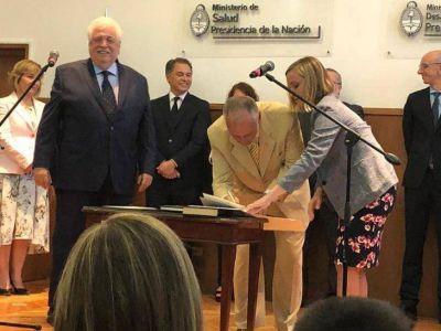 José Guccione asumió como subsecretario de Articulación Federal del ministerio de Salud de la Nación
