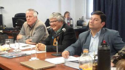 El presidente del IMAS afirmó que todas las obras de agua y cloacas de los últimos años se hicieron con recursos de la provincia