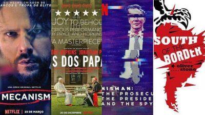 Irán, Nisman y Netflix