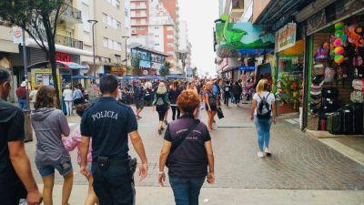 El Municipio realiza fuertes controles «para recuperar y ordenar el espacio público»