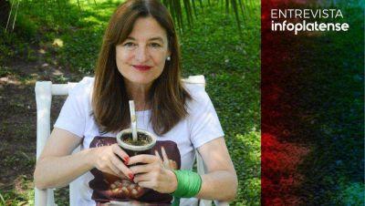 """Estela Díaz: """"es un gobierno que recrea la justicia social y la igualdad hoy en clave feminista"""""""