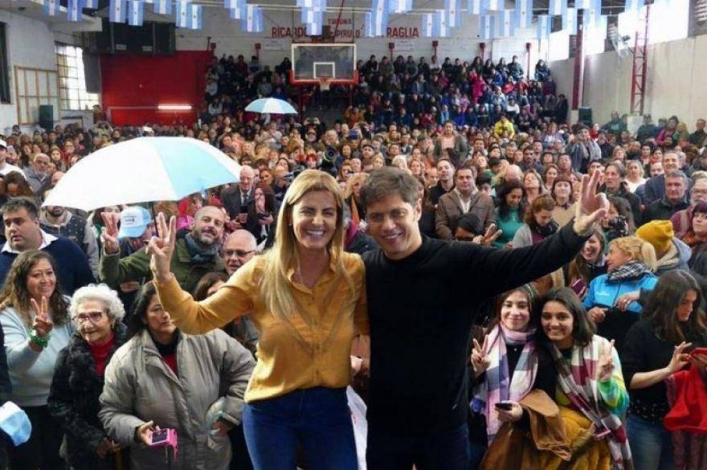 Cañuelas: La intendenta Marisa Fassi donará parte de su sueldo a centros de jubilados