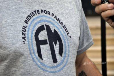 Dirigentes de la CTA Autónoma se reunieron con Ruiz Malec en busca de reactivar la fábrica Fanazul