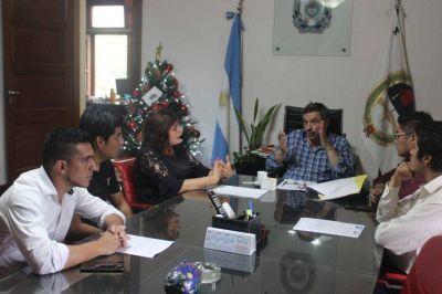 El Ministerio de Ambiente y la UNJu rubricaron Acuerdos