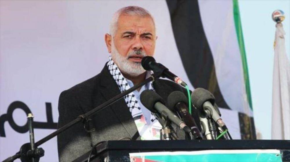 Líder de Hamás participó de funeral de Soleimani