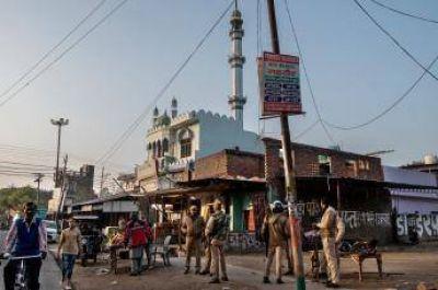 Acusan a la policía de India de maltratar a musulmanes
