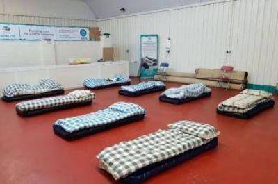 Los musulmanes de Birmingham dan refugio a las personas sin hogar durante el invierno