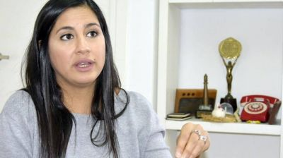 """Débora Indarte: """"Esta Ley Impositiva no viene porque sí de la nada"""""""