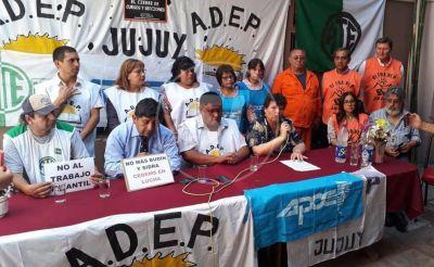 Estatales jujeños van por la reapertura de paritarias para analizar