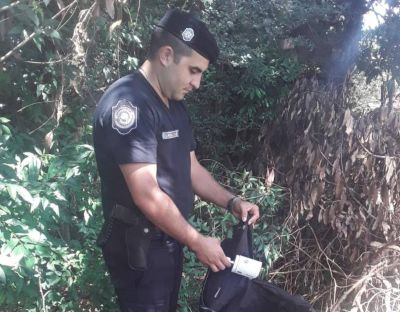 San Pedro: recuperan cámara de vigilancia robada en la toma de agua